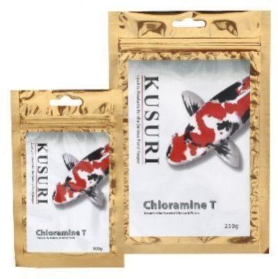 Kusuri Chloramin T Pulver 250 gramm