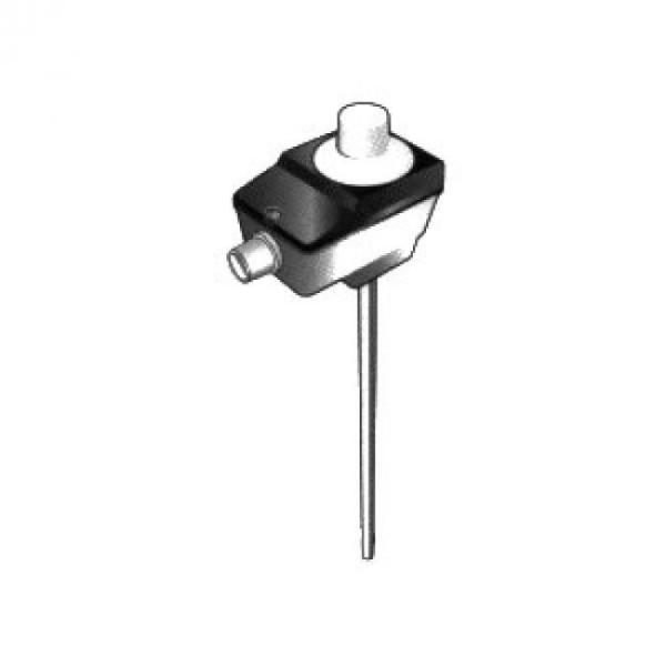 Thermostat mit Tauchgehäuse aus Edelstahl, Thermostat bis 40°C
