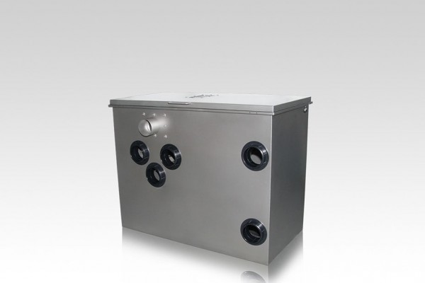 Inazuma Trommelfilter ITF-50 BioKompakt MK V