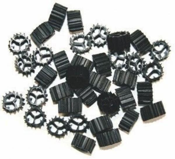 AL-Schwimmbettmedium (S) 100 L, schwarz (Moving Beads) Filtermedien