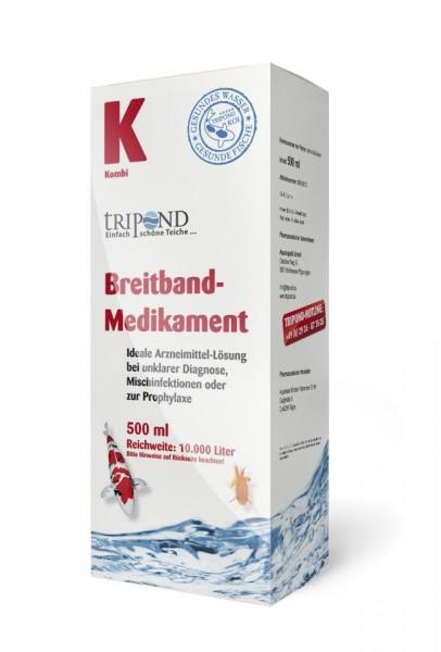 Tripond Breitband-Medikament 1000 ml