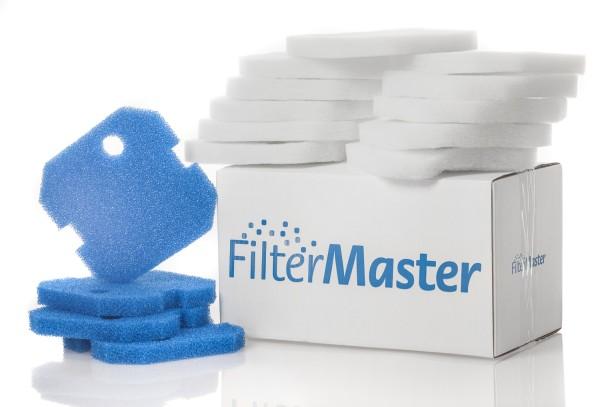 Filtermaster BigPack Set 5 passend für Eheim Filter