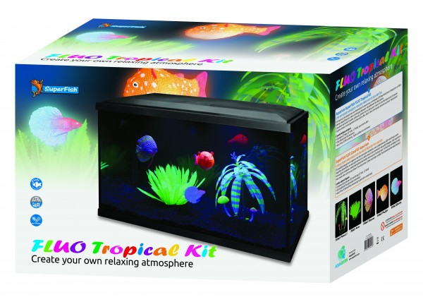 Superfish Fluo Tropical Set
