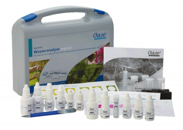 AquaActiv Wasseranalyse Profi-Set