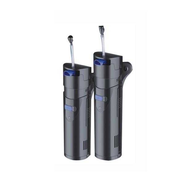 Pondlife CUP-807 4 in 1 Aquarium-Innenfilter 700 L/h 10 W mit 7 W UVC Klärer und Filtermaterial