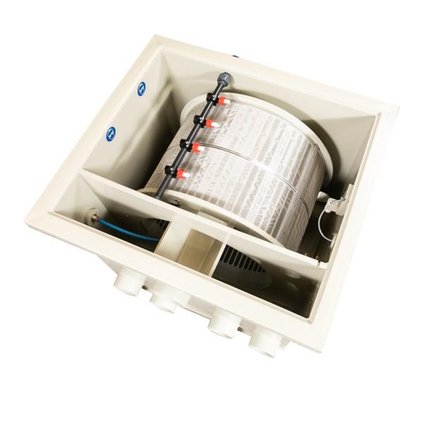 D50 - PP Trommelfilter - Modell 2021