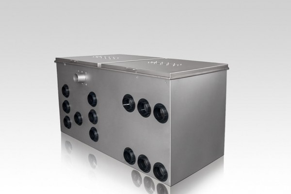 Inazuma Trommelfilter ITF-160 BioKompakt MK V