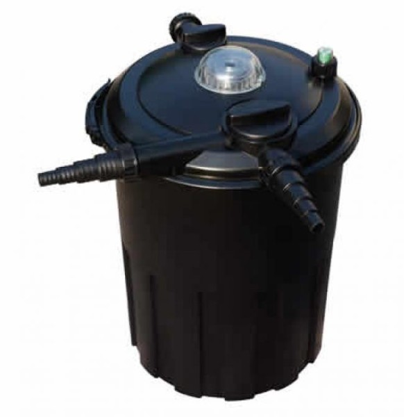 Aquaforte Druckfilter BCF-12000 mit 18 Watt UV-C