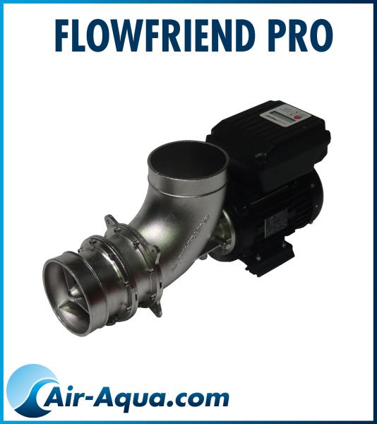 FlowFriend Pro (105.000L) regelbare Profi Teichpumpe