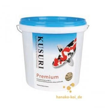 Kusuri Premium Futter 15 kg (Ø 6mm) High Quality