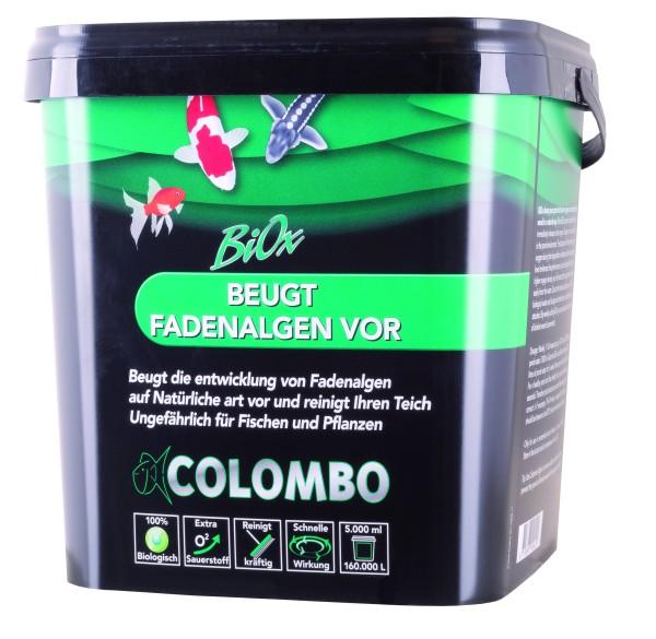 Colombo Bio x5L Verhindert das Wachstum von Fagenalgen