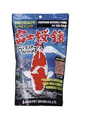 Fujizakura Nishiki small d 2,5 mm, 5 kg, 37% Protein, 4 % Fett