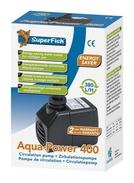 SuperFish Aquapower 400-380 L/H