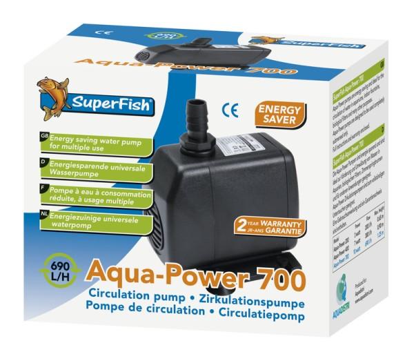 SuperFish Aquapower 700-690 L/H