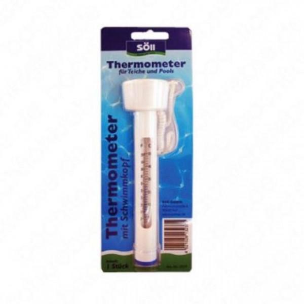 Söll Thermometer für Gartenteiche und Pools