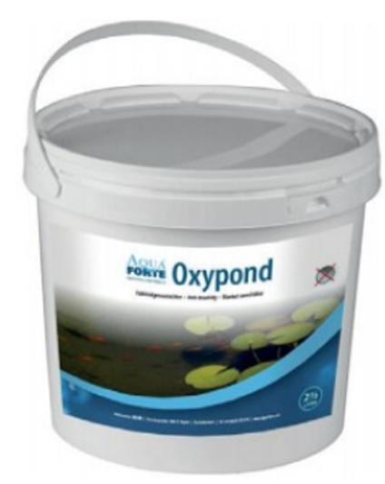 Oxypond Fadenalgenvernichter 2,5 kg (direkte Wirkung durch Aktivsauerstoff)