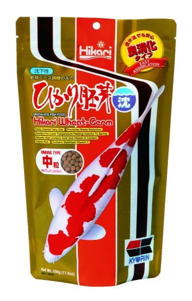 Hikari Wheat Germ Sinking Medium