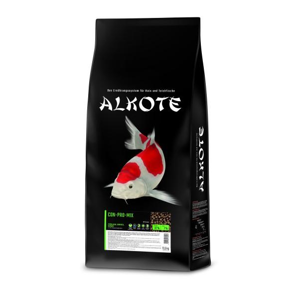 Alkote Koifutter Conpro Mix (13,5 kg / Ø 6 mm) Hauptfutter für die ganze Saison