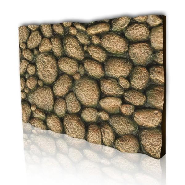 Aquariumrückwand 3D Nature 60 x 45 x 3 cm (Foam) / Aquarium - Dekoration