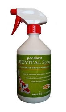BIOVITAL Spray 500 ml pondovit