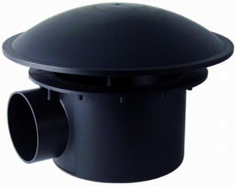 Bodenablauf 110 mm extra schwere Ausführung
