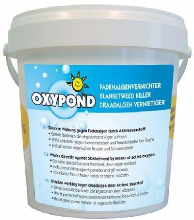 Oxypond Fadenalgenvernichter 1 kg (direkte Wirkung durch Aktivsauerstoff)