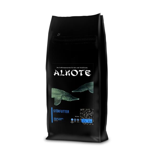 Alkote Premium Störfutter (3 kg / Ø 6 mm) Spezialfutter für Zierstöre