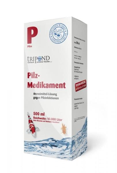 TRIPOND Pilz-Medikament 500 ml