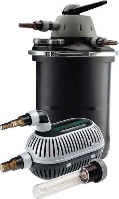Velda Clear Control 75 Set Druckfilter UVC + Pumpe