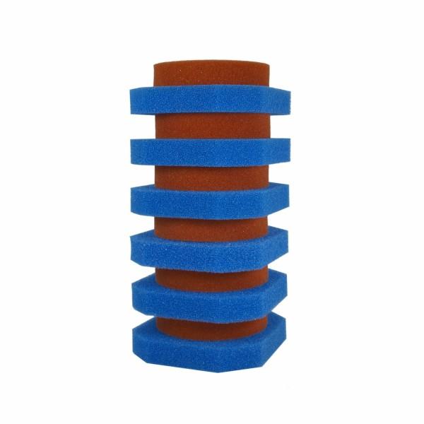 Ersatz - Filterschwamm / Filterschaum Set für OASE Filtoclear 15000