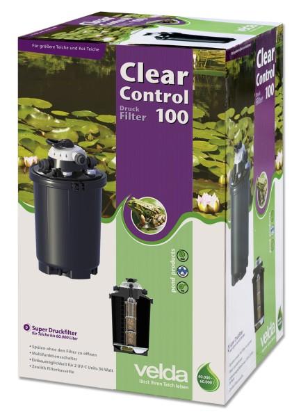 Velda Clear Control 100 Druckfilter