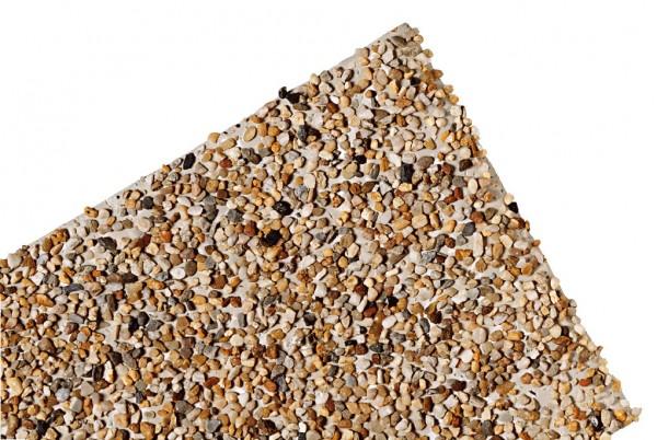 Steinfolie sand 0,6 m