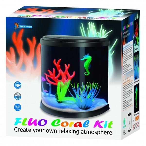 Superfish Fluo Korallen Set