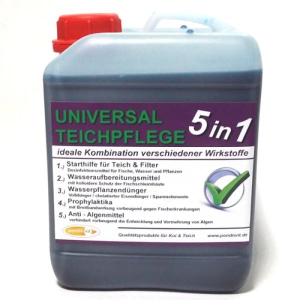 Pondovit Universal Teichpflege 5in1