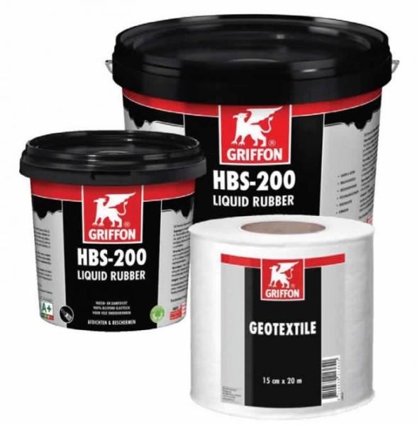 GRIFFON HBS-200 flüssiger Gummianstrich 5 Liter Eimer
