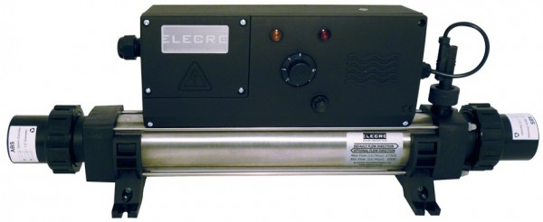 ELECRO Edelstahl Teichheizer Analog ( 0-40°C ) Teichheizung