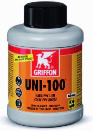 Griffon Uni-100 Mit Kiwa Prüfzeichen 0,5 Liter