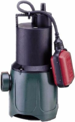 Kunststoff Tauchpumpe TPV 200A mit Schwimmer