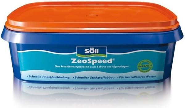 Söll ZeoSpeed 20kg zeolith Schutz vor Algenplagen