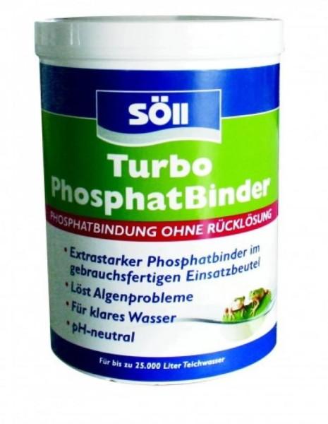 Söll Turbo PhosphatBinder 0,6 kg zum Binden von Phosphat im Teich gegen Algen