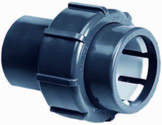 Flexfit Kupplung 50 mm