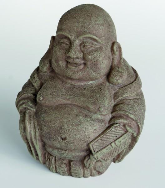 Superfish Zen Deko Lachender Buddha