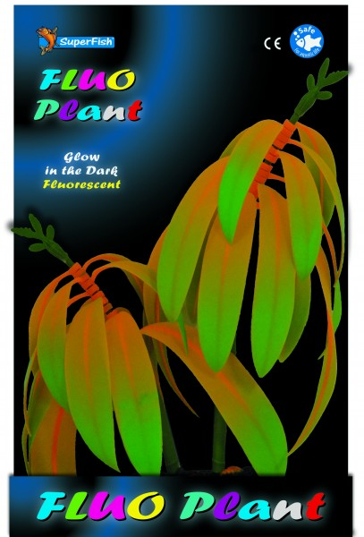 Superfish Fluo Deko Plant 2