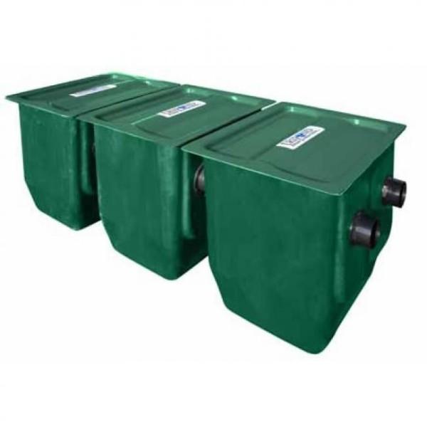 Tripond Modul grün kompl. mit Füllpaket Filterbürste / Pumpversion Modul 1