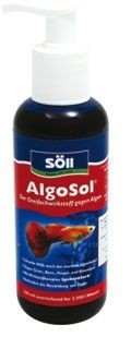 Söll AlgoSol® forte 10 l für 320.000 Liter
