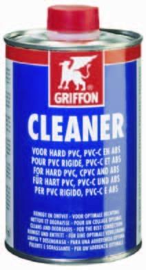 Griffon Cleaner Reinigungsmittel für Hart-PVC 1 Liter