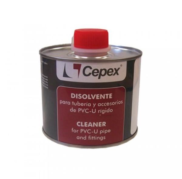 Cepex Hart PVC Reiniger für PVC - Fittings Teichbau, Schwimmbad