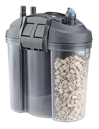 EDEN 521 - 200 W Thermo Außenfilter mit 200W Regelheizer Für Süß- und Meerwasseraquarien bis 200 l