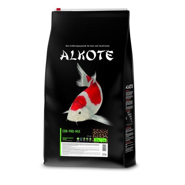 Alkote Koifutter Conpro Mix (7,5 kg / Ø 6 mm) Hauptfutter für die ganze Saison