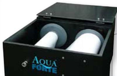 AQUAFORTE Vliesrolle für BioFleece 1000, 20g,100mX100cm